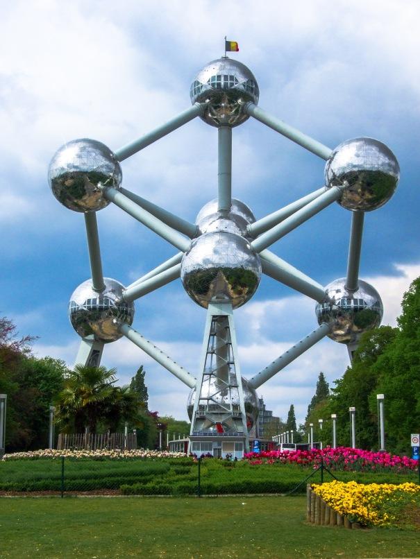 Atomium, Brussels 079